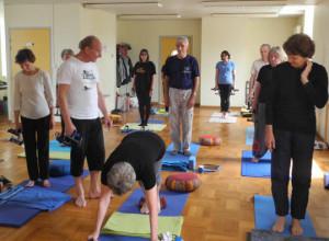 Yoga Plancoët Salle de Danse