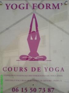 Yogi Form'