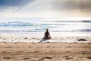 Méditation océanique